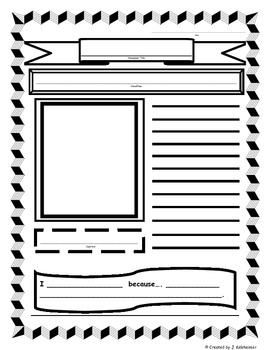 Newspaper: Fill-in-the-Newspaper Response Sheets