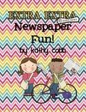 Newspaper Fun!