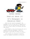 Newspaper In Education Packet