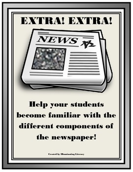 Newspaper - Informational Text - The Hunt for Information