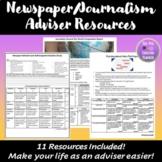 Newspaper/Journalism Adviser Resources