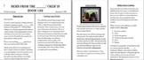 Newspaper Newsletter: Weekly Parent/Teacher Communication Newsletter