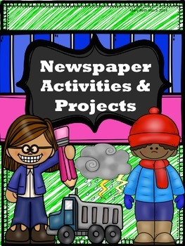 Newspaper Projects and Activities
