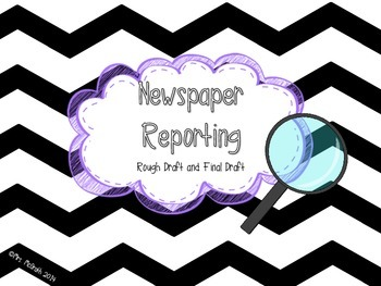 Newspaper Reporting Templates
