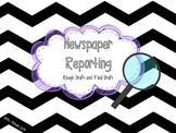 Newspaper Reporting Templates