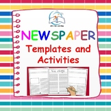 Newspaper Activities, Lesson Plans and Templates