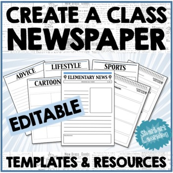 Newspaper Writing and Researching - descriptive and report