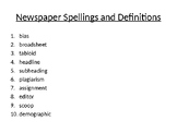 Newspapers / Non-Fiction Complete  Unit of Work English