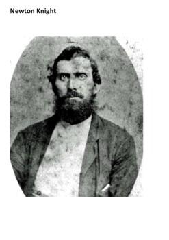 Newton Knight Free State of Jones Handout