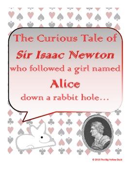 Newton Physics Fill in the Blank Fairytale