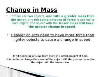 Newton's 2nd Law Presentation