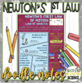 Newton's First Law of Motion Squiggle Sheets & Understanding Checkpoint (quiz)