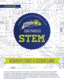 Newton's First & Second Laws - STEM Lesson Plan
