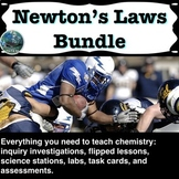 Newton's Laws Unit Bundle