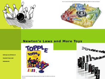 Newton's Law Demos