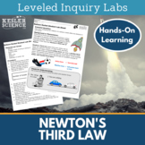 Newton's Laws Inquiry Labs - Third Law