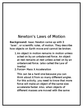 Newton's Laws Practice Problems