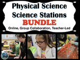Physical Science Science Stations Bundle