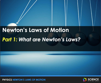 PPT - Newton's Laws of Motion - With Summary Notes