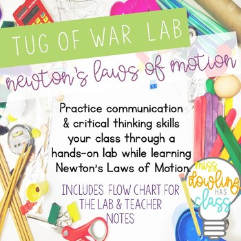 Newton's Laws of Motion Lab: Tug of War