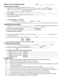 Newton's Laws of Motion Review Worksheet