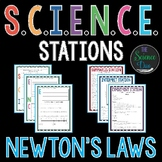 Newton's Laws of Motion - S.C.I.E.N.C.E. Stations - Distan