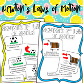 Newton's Laws of Motion Worksheets