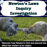 Newton's Laws of motion Digital Guided Inquiry