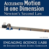 Newtons Laws of Motion: 2nd Law--Acceleration | Motion and Graphing Lab