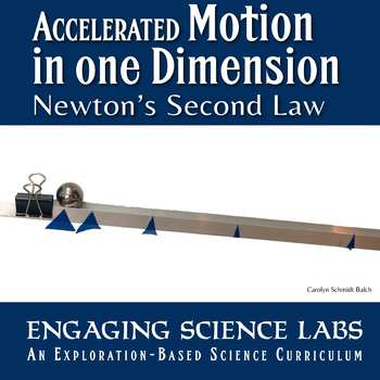 Newton's Second Law: Acceleration   Investigation in Motio