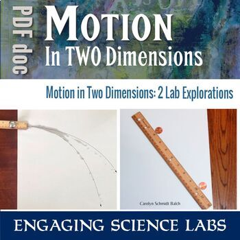 Motion in Two Dimensions | Projectile Motion Experiments