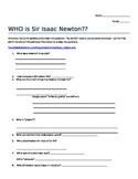Newton webquest worksheet