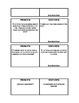 Newton's 1st & 2nd Law Quiz-Quiz-Trade (DUAL LANGUAGE SPANISH)