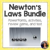 Newton's Laws Bundle