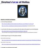 Newton's Laws FlipBook