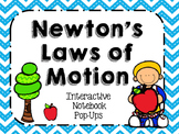 Newtons Laws Interactive Notebook