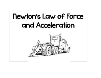 Newton's Laws Word Wall Terms