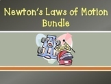 (OVER 30% OFF) Bundle: Newton's Laws of Motion