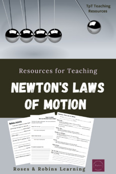 Newton's Laws of Motion - Resource File