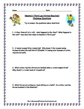 Newton S Second Law Of Motion Worksheet Answers Worksheets for all ...