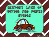 Newton's Laws of Motion - Unit - Bundle