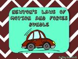 Newton's Laws of Motion - Unit - Bundle
