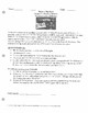 Newtons Laws of Motion and Forces (Worksheets, Activities, Study Guide)