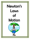 NEWTON'S LAWS OF MOTION AND GRAVITY PROJECT
