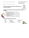 Newton's Laws roller coaster physics, force and motion storyboard rubric