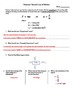 Newton's Second Law of Motion Worksheet