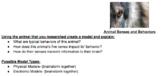 NexGen 4LS1-2 Animal Senses Model
