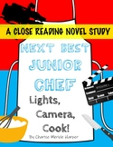 Next Best Junior Chef: Lights, Camera, Cook! By Charise Harper, Book Study