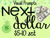 Next Dollar Strategy Visual Prompts ($5-$10 set)