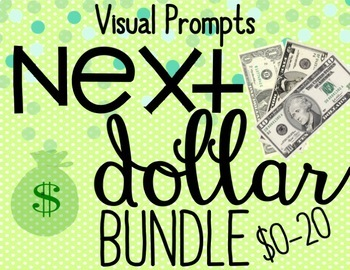 Next Dollar Strategy Visual Prompts BUNDLE!
